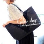กระเป๋าสะพาย สีดำ-GDPS