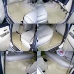 พรมปูพื้นรถยนต์ mazda BT-50(cab/4drs7ชิ้น)