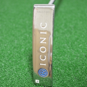 RIFE ICONIC BLADE STERLING FINISH PUTTER 34*