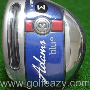 ADAMS BLUE 16* 3 WOOD ALDILA SLIMTECH 55 FLEX SENIOR
