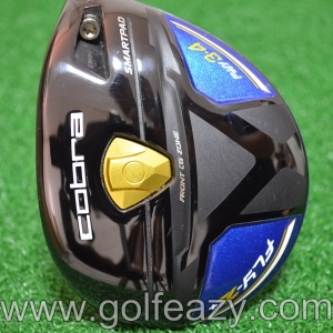 COBRA FLY-Z+ BLUE FAIRWAY 3-4 WOOD / MATRIX VLCT ST 75 FLEX S