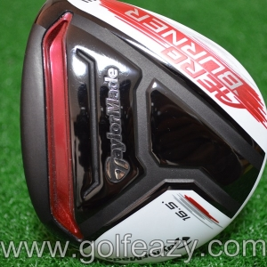 TAYLORMADE AEROBURNER HL FAIRWAY 16.5° #3 WOOD/MATRIX RUL-Z 60 FLEX R