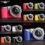 กระเป๋ากล้องSONY NEX 5R/5T หนังแท้TP thumbnail 1