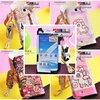 (152-719)เคสมือถือ Samsung Galaxy Note2 เคสแบบซองลายการ์ตูนน่ารักๆ