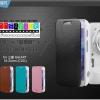 (007-006)เคสมือถือซัมซุง Galaxy S4 Zoom เคสฝาพับสไตล์นักธุรกิจ