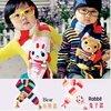 ผ้าพันคอเด็กน้อยสไตล์เกาหลี