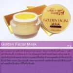 Golden Facial Mask