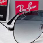 RB 3025 AVIATOR LARGE METAL 003/32 58-14 2N