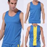 เสื้อกล้ามกีฬา WJ ไซส์ XL