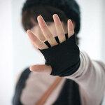 ถุงมือแฟชั่นเกาหลี