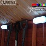(316-015)ไฟพลังงานแสงอาทิตย์ LED ติดผนังทางเดิน