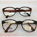 กรอบแว่นตาสายตา Chess รุ่น CH 1058 ทรงหยดน้ำ