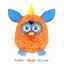 Furby Orange/Blue thumbnail 1