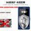 (005-052)เคสมือถือ Case Huawei Honor 7 เคสพลาสติกสมุดเปิดข้างฝาพับ PU ลายผ้าไหมโชว์ 2 หน้าจอ thumbnail 4