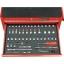ชุดตู้เครื่องมือช่าง TCC050 7D 50 ชิ้น ยี่ห้อ KENNEDY ประเทศอังกฤษ TCC050 7D TOOL CONTROL CABINET SET 50-PCE thumbnail 2