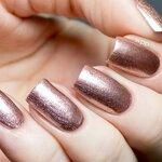 Morgan Taylor - No Way Rose สีพิ้งค์โรสโกลล์ เนื้อสีผสมชิมเมอร์ชนิดพิเศษที่ช่วยให้สีสวยโดดเด่น