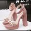 รองเท้าส้นสูง ไซต์ 34-39 สีดำ/แดง/น้ำตาล/ชมพู thumbnail 12