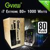GVIEW i7 80+ Extreem 1000W