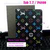 เคสลายหลุยส์ Galaxy Tab 7.7plus - P6800