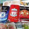เคสยาง TPU Galaxy Note2 / N7100 - ทีมฟุตบอล