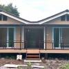 บ้านแฝด ขนาด 4*8 เมตร 2 หลัง พร้อม ห้องโถงใหญ่ กลางบ้าน และห้องครัวด้านหลัง ราคา 1,000,000 บาท