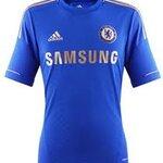 เสื้อทีมเหย้า Chelsea 2012 - 2013