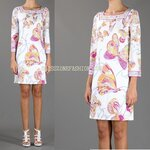PUC15      Preorder /  EMILIO PUCCI DRESS STYLE