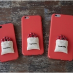 iPhone 6 Plus, 6s Plus - เคสแข็งปิดขอบ ลายมะเขือเทศ (Tomatoes)
