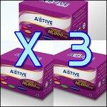 แนะนำ สุดคุ้ม ซื้อ 3 กล่อง 45 ซอง  Active Collagen Tripeptide 10000mg คอลลาเจนผง ไตรเปปไทด์ 10000 ผิวเนียน กระจ่างใส ส่งฟรี EMS