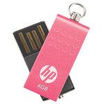 "USB Drive ""HP"" V115P 4GB (Pink)"