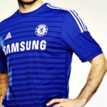 เสื้อฟุตบอลเชลซี ทีมเหย้า ฤดูกาล 2014 - 2015