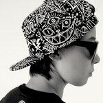 หมวกสีดำ KENZO