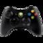 Microsoft Xbox 360 Controller Wireless thumbnail 1
