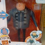 Despicable Me2 - GRU- The Talking Genius