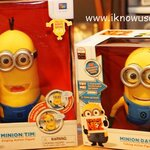 Minion Tim & Minion Dave - Set 2- Can Talk, laugh 8