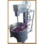 เครื่องกวนไส้ขนม กวนน้ำพริก 20 นิ้ว พร้อมมอเตอร์ 1.5 แรง