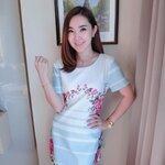Dress Prada ลายนี้มาแรงมากคร้า สวย เด่น หรู มี 3 สี ดำ ฟ้า ชมพู