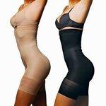 ✿ Slim Lift Bamboo fiber ✿ S-3XLกางเกงสเตย์นาโน เอวสูงขาสามส่วน(เหนือเข่า) ผลิตจากผ้าใยไผ่ ไม่ระคายเคืองหรือแสบคัน
