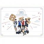 BTS - 2015 SEASON`S GRTTINGS