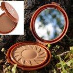 N Y C smooth skin bronzing powder matte Bronzer สี Sunny