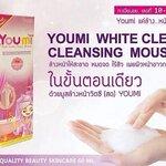 Youmi Mousse Foam (Vit-C) มูสโฟมวิตามินซีสด แค่ล้าง หน้าก็ใส