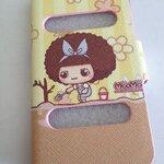 เคสไอโฟน 4/4s กระเป๋าสีเหลือง mocmoc