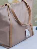 พร้อมส่ง ::BM065::  กระเป๋าแฟชั่น MANGO สีน้ำตาล