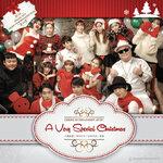 Chrome Family : A Very Special Christmas (CD+DVD) (Crayon Pop)