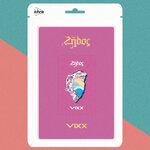 [Pre] VIXX : 5th Single Album - Zelos (Kinho Card Album)