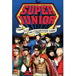 [Pre] Super Junior : Star Collection Card (50 cards)