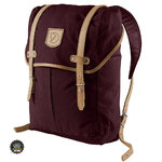 Fjallraven - NO.21 size MEDIUM สีแดงม่วง (Dark Garnet)