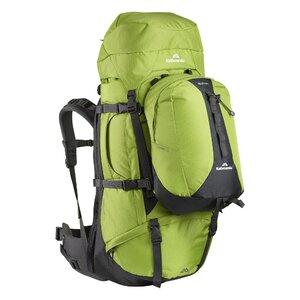 Kathmandu - Interloper gridTECH 70L Backpack + 15 Summit Daypack Green/Graphite สีเขียว เทา