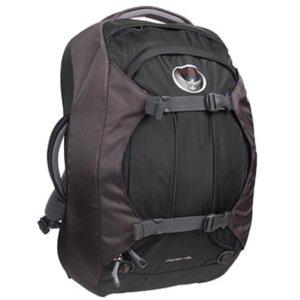 Osprey - Porter 46 Backpack/ Duffle สีดำน้ำตาล