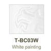 White painting BC03W